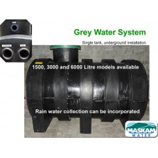 1500L Grey Water System
